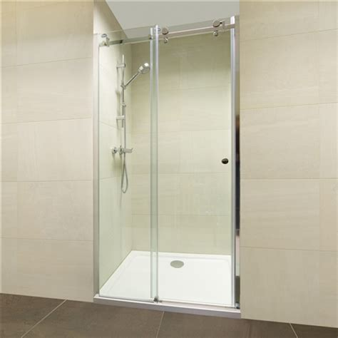 Karla Semi Frameless Sliding Shower Door Hugo Oliver Semi Frameless Sliding Shower Door