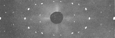 reading x ray diffraction pattern doing crystal diffraction without the crystals ars technica