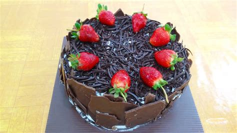 youtube membuat black forest resep black forest cappuccino black forest cake with