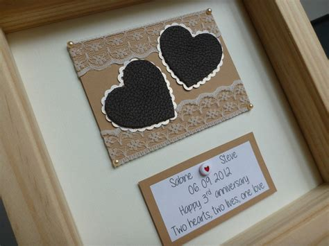 3rd Wedding Anniversary Ideas Uk by 3rd Wedding Anniversary Gifts For Him Uk Gift Ftempo