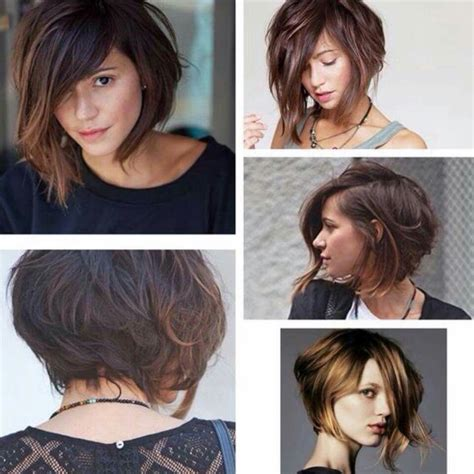 asimetric haircuts korean i like the front but the back needs to be different