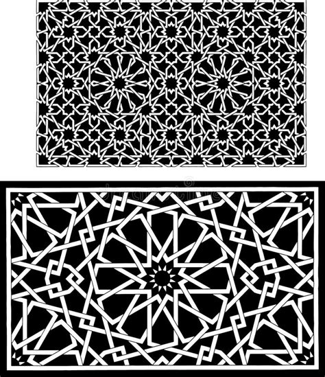 islamic pattern cad download islamic patterns stock vector image of beauty background