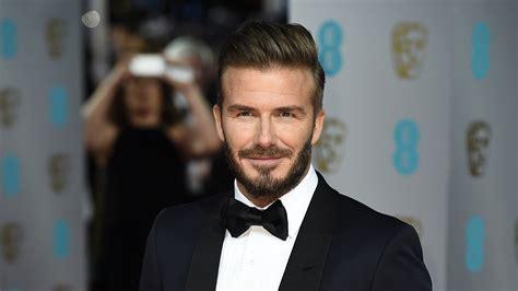 Beckham New david beckham bafta conversations about