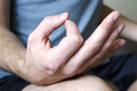 Thumb And Fingers position of fingers during meditation livestrong