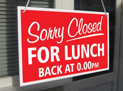 tax office closed for lunch haddam ct