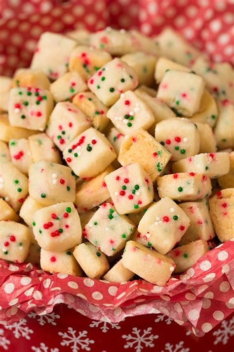 How to make christmas shortbread cookies food ideas recipes