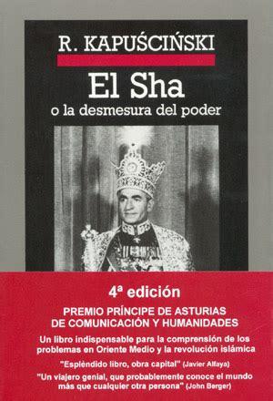 Löshår by Librer 237 A Desnivel El Sha O La Desmesura Poder R