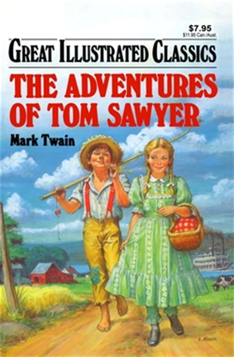 the lawdog files adventures books adventures of tom sawyer great illustrated classics