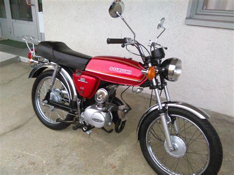 Suzuki Ac 50 Suzuki Moped