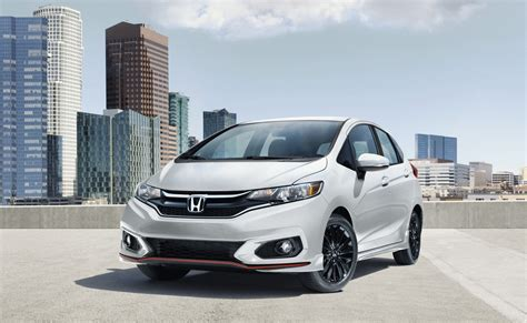 2019 Honda Fit by 2019 Honda Fit Starts At 17 080 Kills The