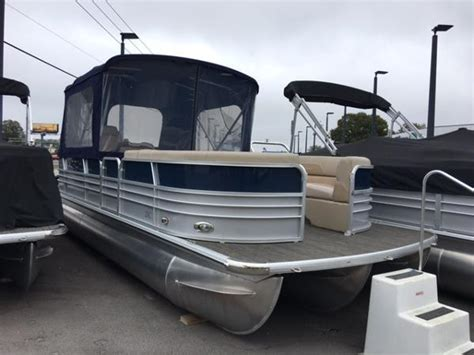 used coach pontoon 2016 coach pontoons 23 c clearwater florida boats