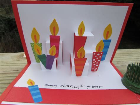 Creative Ideas For Handmade Birthday Cards - home design handmade birthday card ideas for boyfriend