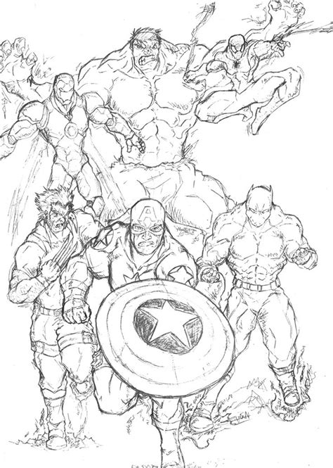 marvel coloring pages games free printable marvel superhero coloring pages captain