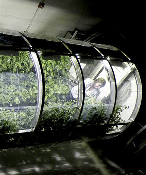 design boom google news nasa designs inflatable greenhouse for sustainable farming