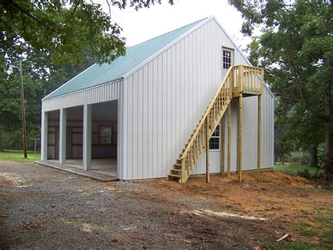 steel garage with apartment steel building with loft this is a 3 car 30x36 garage
