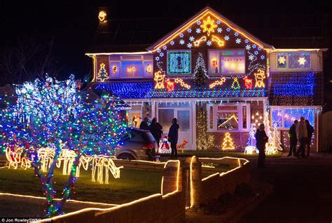 is this britain s most festive street illuminations on
