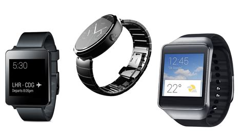 android smartwatch comparison lg g vs motorola moto 360 vs samsung gear live