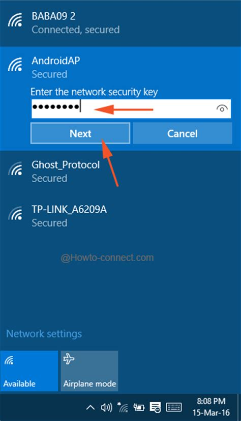 resetting wifi on windows 10 how to reconnect wifi after password reset in windows 10