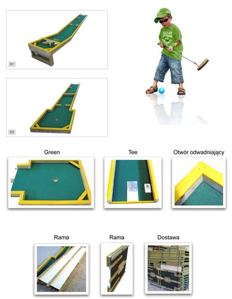 Basic Combi by Basic Combi Minigolf Do Mini Golfa Garden