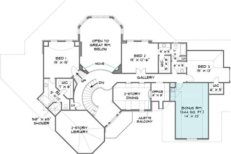 the pond house house stone pond house plan green builder house plans