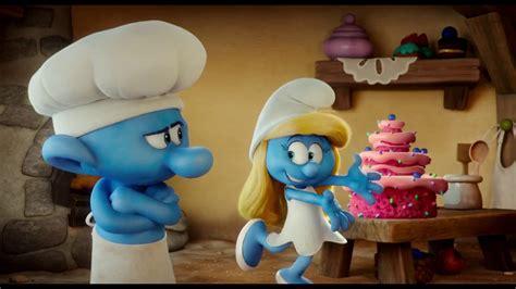 Gorden Smurf smurfs the lost gordon ramsay as baker smurf