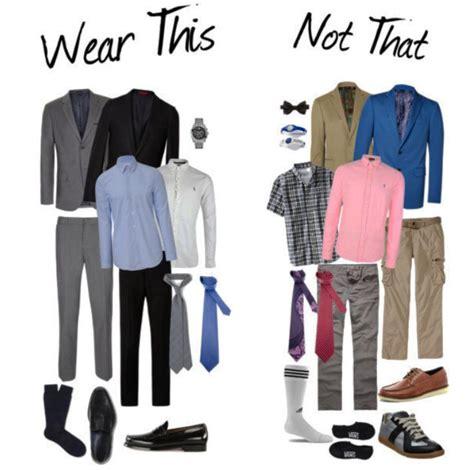 wear    mens fashion mens business