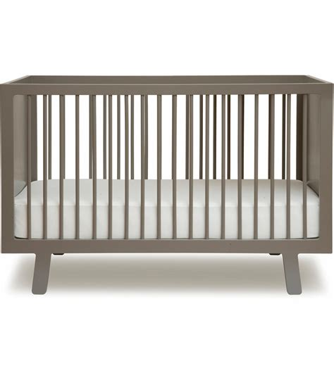 Gray Cribs On Sale Oeuf Sparrow Collection Crib In Gray