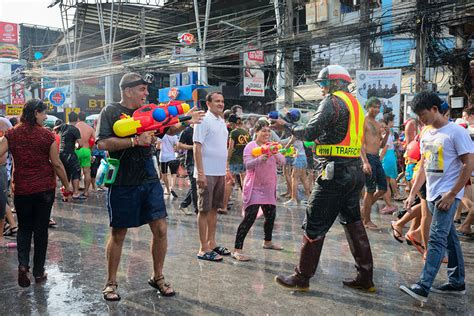does thailand celebrate new year what s open and what s closed during songkran the thaiger