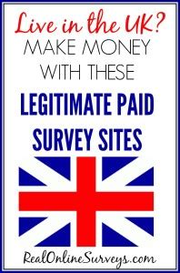 Legit Survey Sites For Money - live in the uk earn money with these legitimate online survey sites