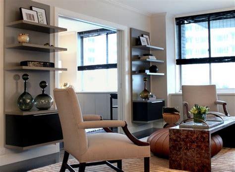 interior decorators mobile al mensole a muro per arredare la casa e guadagnare spazio