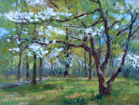 acrylic painting landscapes acrylic plein air landscape painting lillian kennedy