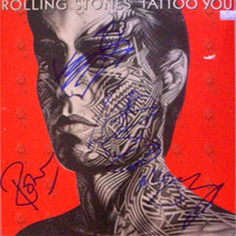 the rolling stones tattoo you rolling stones records 1c rolling stones the tattoo you 12 inch lp vinyl