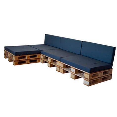 sofas de sof 225 de palets chaise longue para terrazas decopale