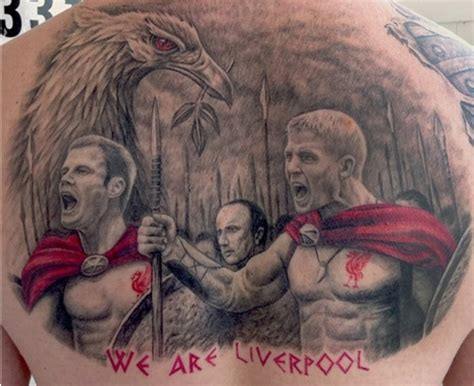 tattoo kits liverpool shit football ink 16 of the very worst fan tattoos who