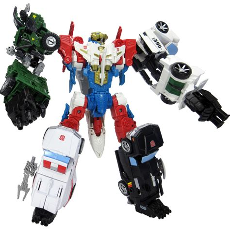 Lego Transform Warrior Thunder official images of takara tomy mall exclusive unite