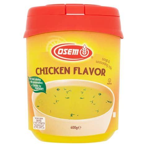 morrisons osem chicken soup seasoning mix 400g product information