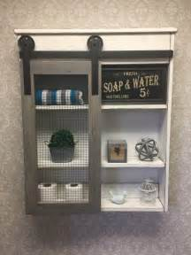 rustic bathroom wall cabinets farmhouse bathroom wall decor bathroom decor farmhouse