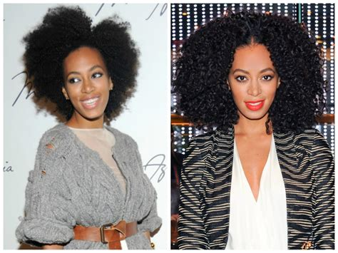 Solange Knowles Hair Type by With Child Hair Hair World Magazine