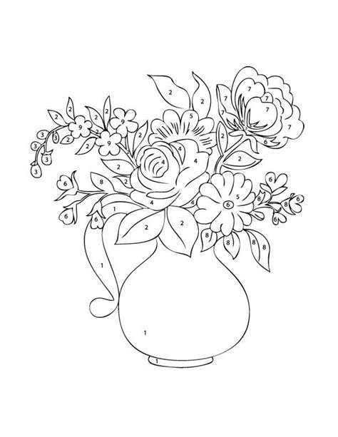 color by number flower coloring pages color by number christmas sheets az coloring pages