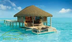 water bungalows water bungalows