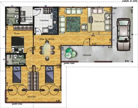 Floor Plans For Homes With Mother In Law Suites casas em l plantas projetos e fotos incr 237 veis