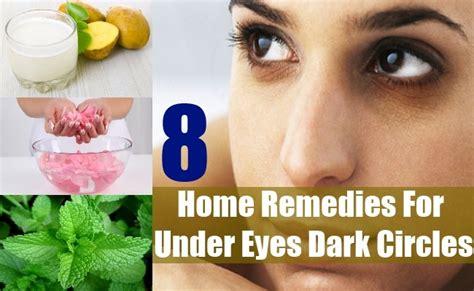 8 circles home remedies treatment