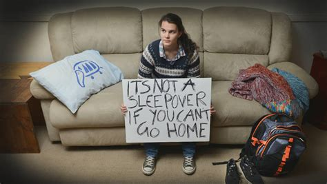couch surfing in australia couch project helped raise awareness of homeless youth