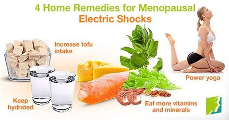4 home remedies for menopausal electric shock home the