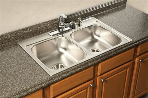 Top Stainless Steel Kitchen Sinks by Franke Usa Fds604nb Bowl Stainless Steel Drop In
