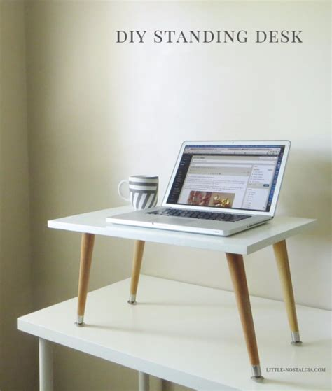home office standing desk 38 brilliant home office decor projects page 6 of 8