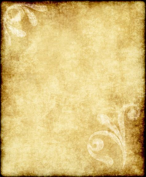 parchment template parchment background powerpoint backgrounds for free