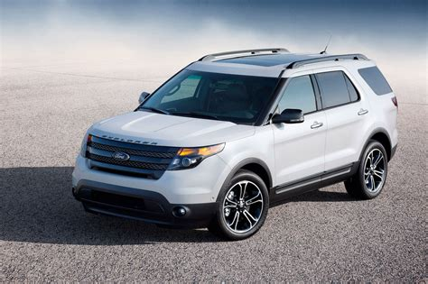 cars ford explorer 2014 ford explorer reviews and rating motor trend
