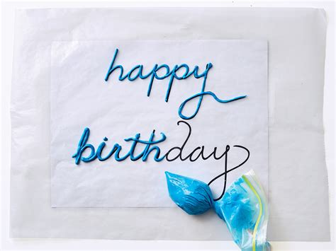 Happy Writing how to write happy birthday in how to write happy birthday