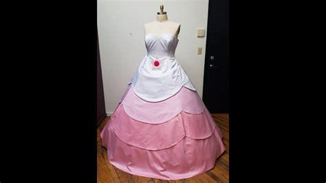 pattern for rose quartz dress how to make rose quartz cosplay gown tutorial based